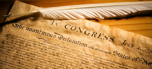 the laws and rules in the declaration of independence