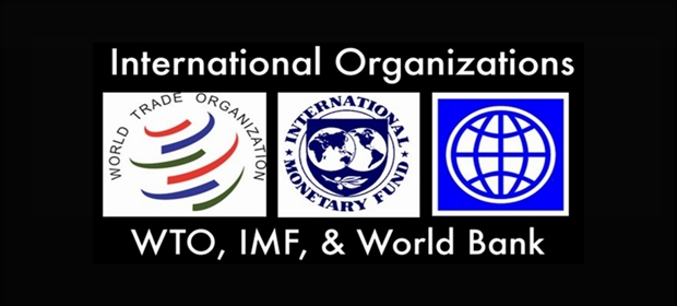 the wto imf and world bank essay World bank - international institutions, such as the imf, the world bank, and the gatt/wto, have shaped the global political economy for decades and continue to do so now.