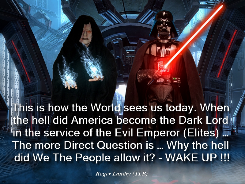 DarthVader and Emperor 1