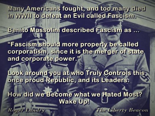 Fascist America 01