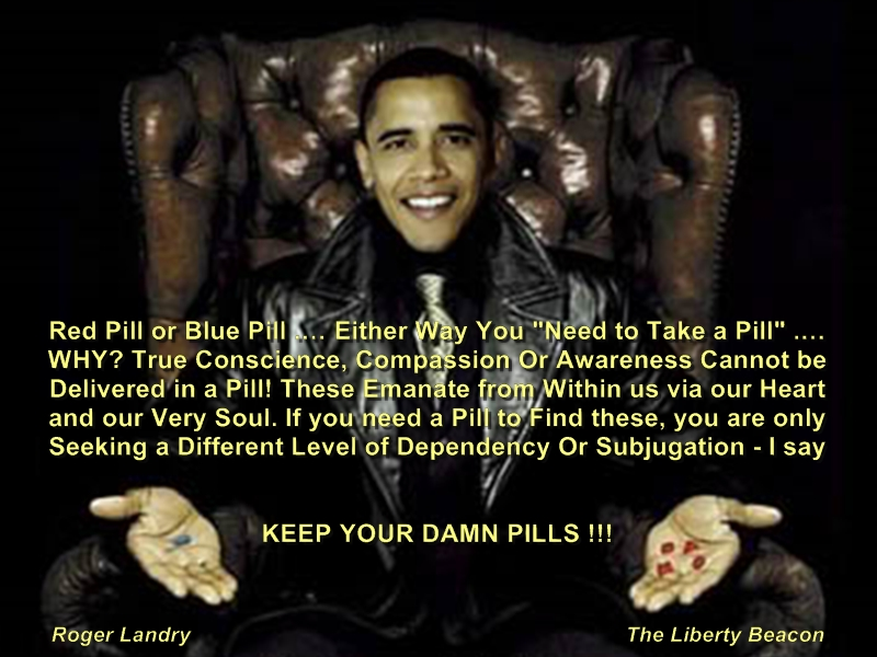 Red pill Blue pill 01