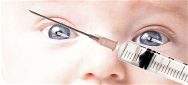 Baby and Vaccine