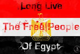 The Free People of Egypt