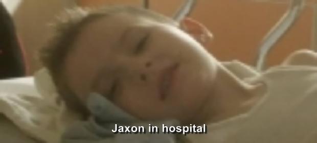 Jaxon-In-Hospital 1