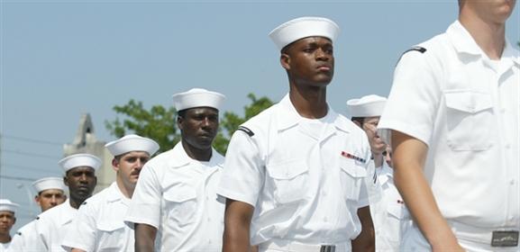 Navy-sailors