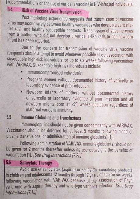 Varivax-Vaccine-Insert-10-460