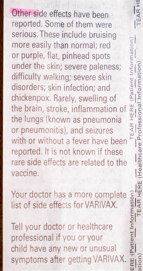Varivax-Vaccine-Insert-14-460