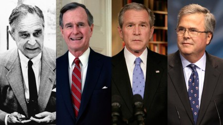 bush-family-stripes