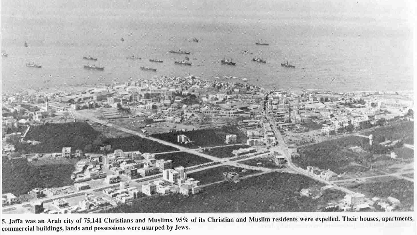 Raffa, Al Nakba 1948