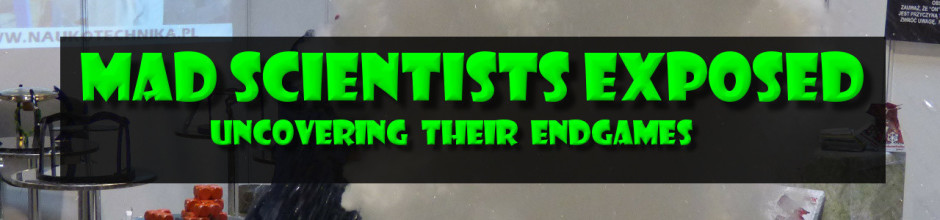 Mad Scientist header
