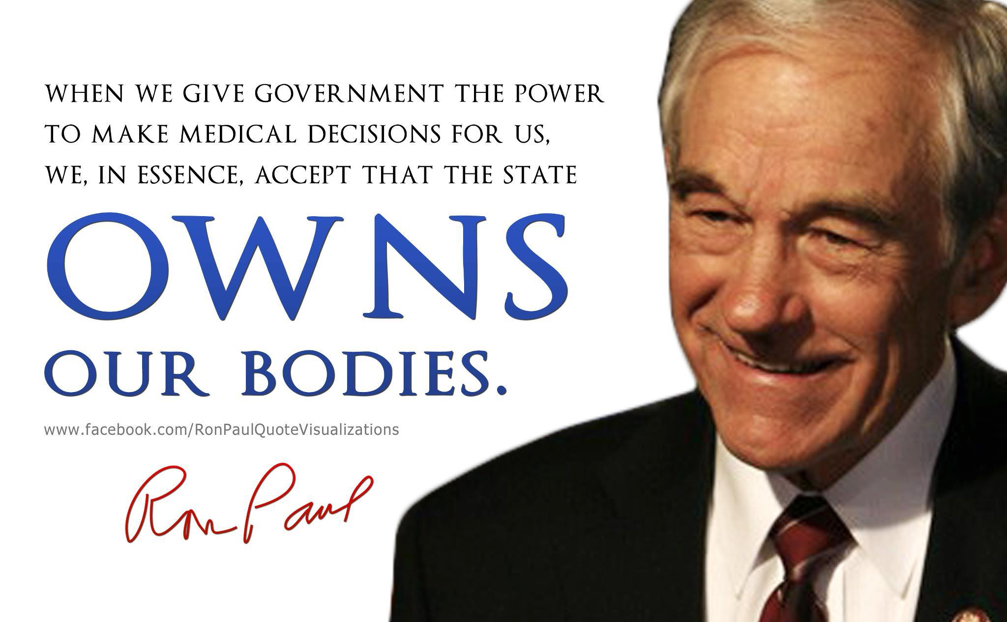 obamacare-Ron Paul
