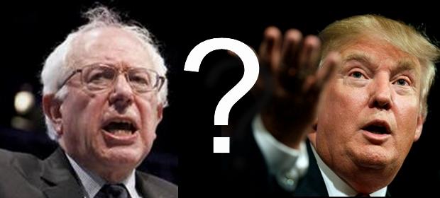 Bernie & Donald