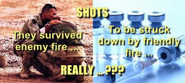 Veterans & mandatory vaccines