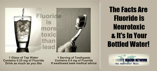 The Facts Are – Fluoride is Highly Neurotoxic & In Your