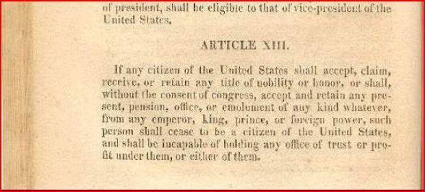 th Amendment to the U S  Constitution