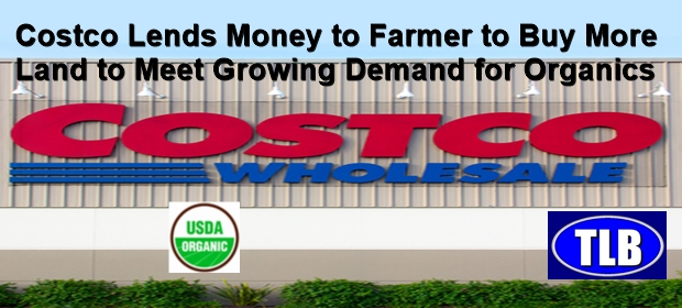 Costco lends money to farmer to buy more land to meet for How to get money to buy land