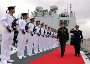 Navy insert Pacific