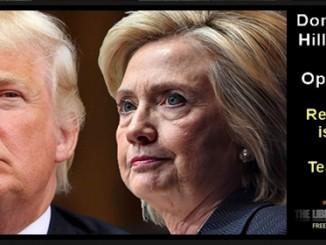 Hollary-Clinton-Donald-Trump 1