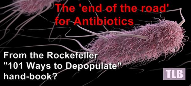Superbug E.coli  feat  rweTLB 5 27 16