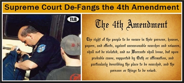 4th Amendment 2a