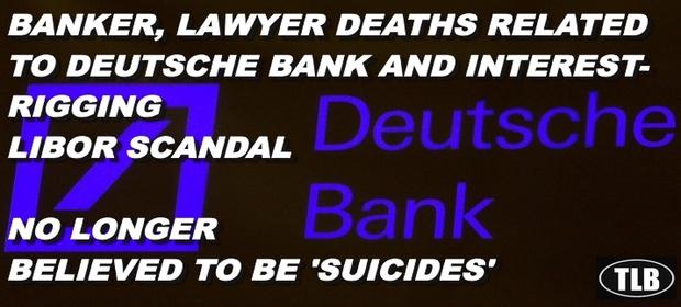 DeutscheBankLiborbankerdeaths