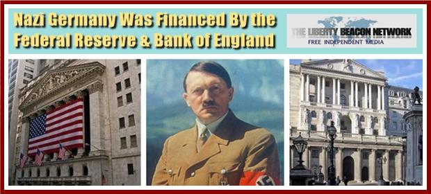 Nazi Germany financed by