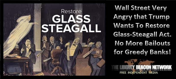 Glass Stegall Act 1