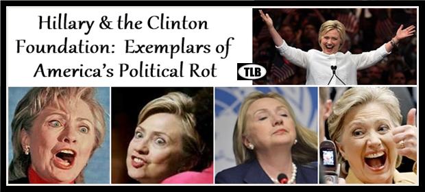 Hillary Political Rot