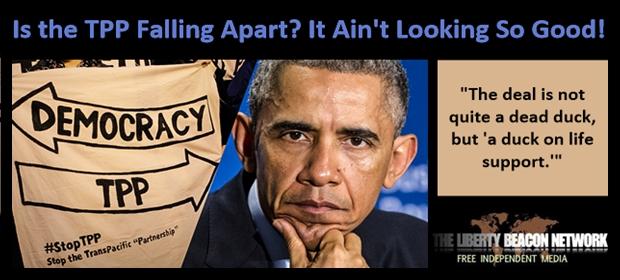 TPP Falling Apart