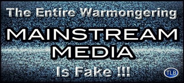 mainstream media still binging fake news