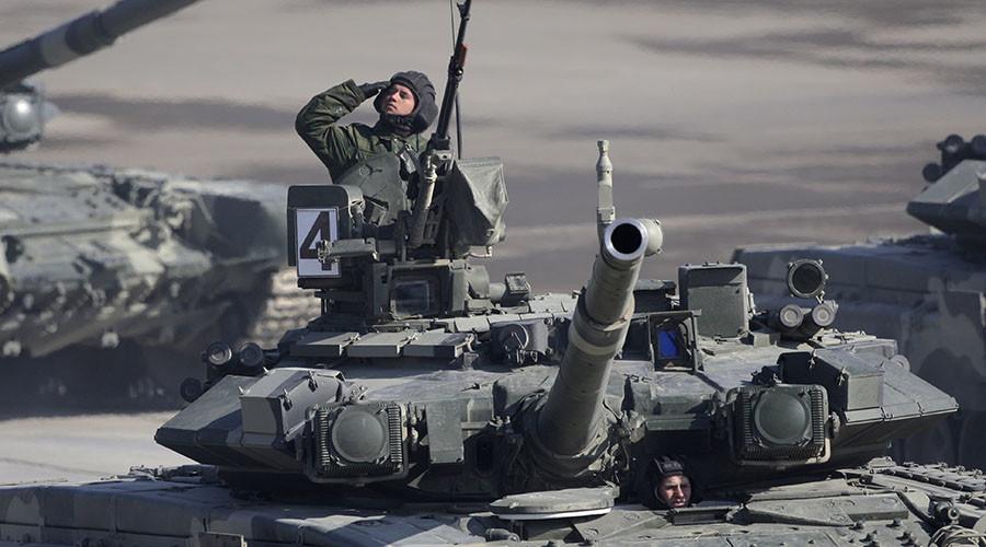 russian-tank