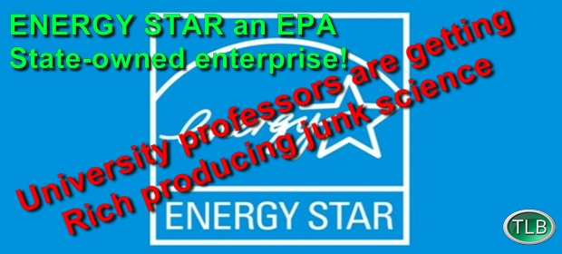 Time to do away with energy star the epa 39 s brand of fake for Energy efficient brands