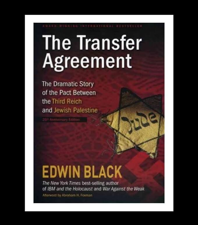 Facets: The Transfer Agreement'S 25Th Birthday … And It'S Still