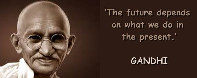 Gandhi's Truth: Ending Human Violence One Commitment at a ...