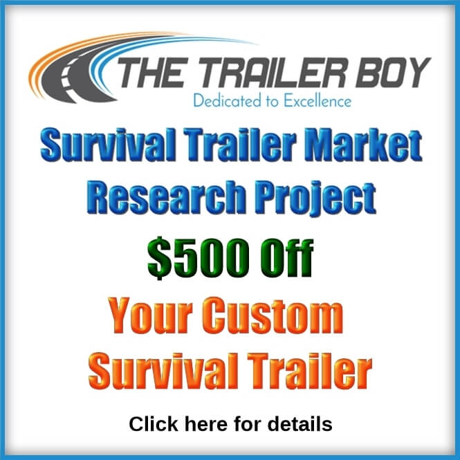 Survival Trailer Research Project - TheTrailerBoy