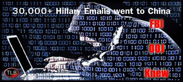 Image result for china hack clinton emails