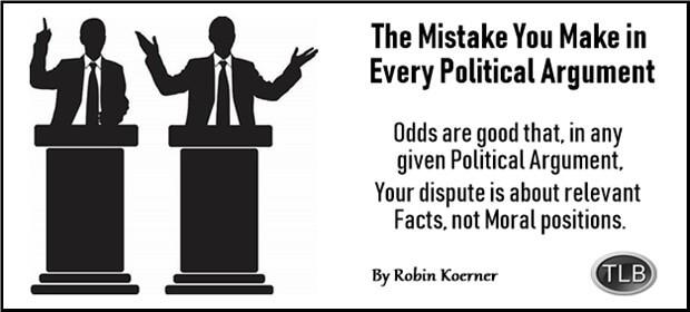 The Mistake You Make