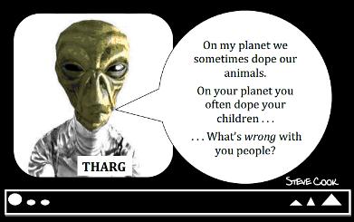 THARG - doping children