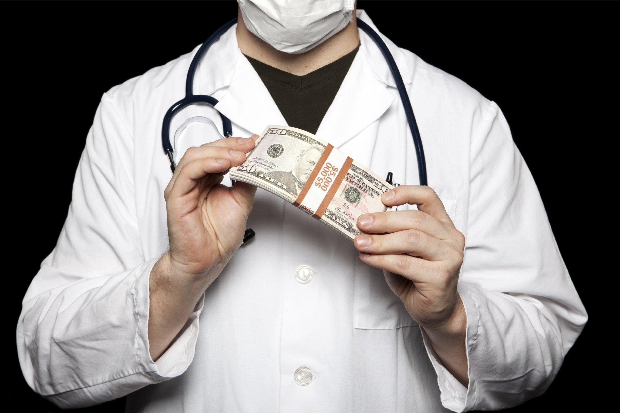 Corrupt Doctors