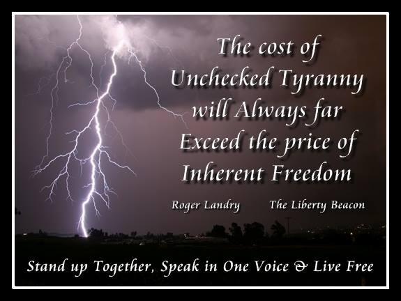 Unchecked Tyranny