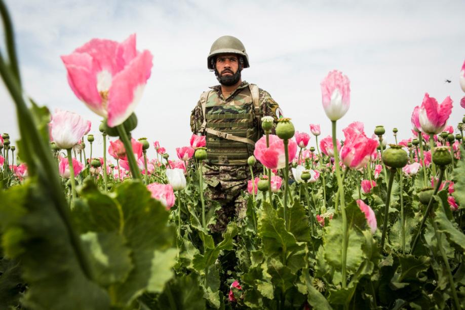U.S. War In Afghanistan Drags On, As Withdrawal Date Nears