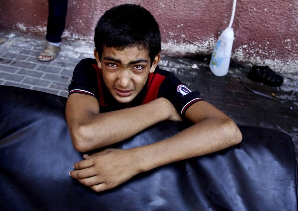 Gaza Suicides