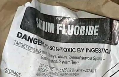 fluoride-danger