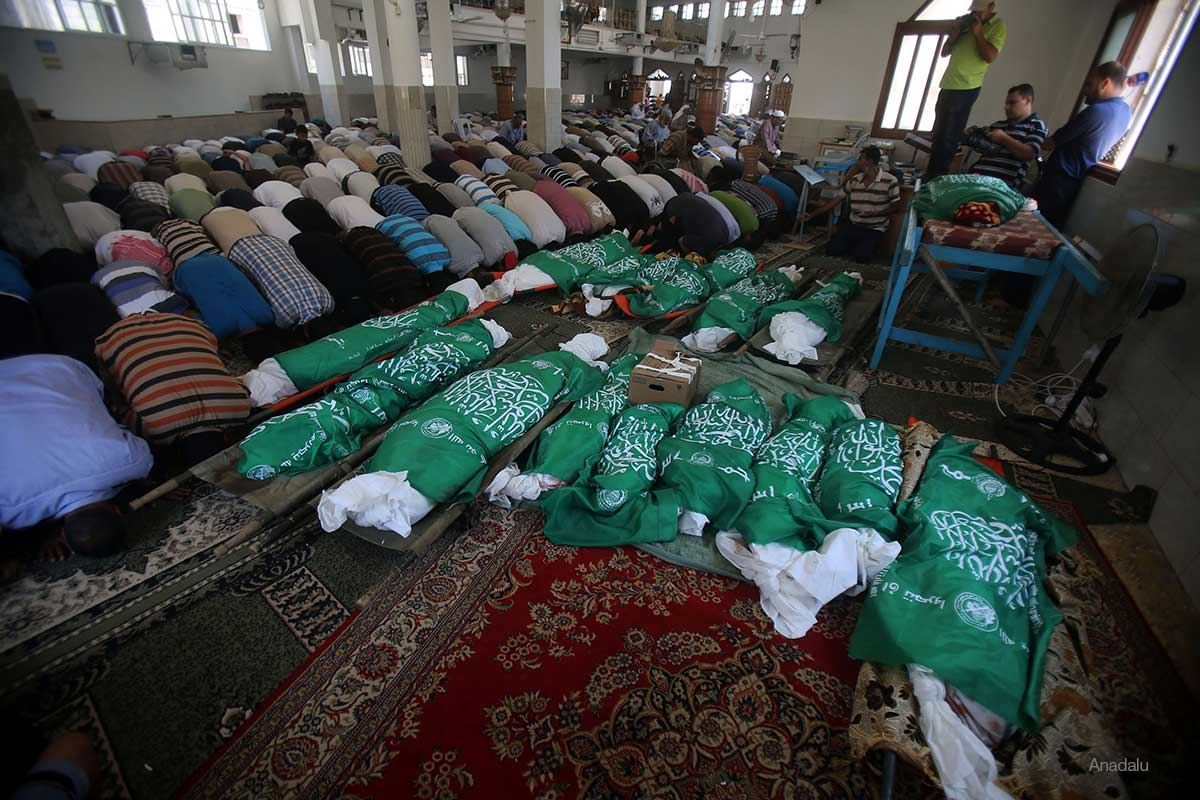 27 Martyrs of Abu Jamei Family