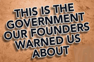 Founders warned us about