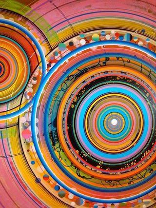 Single Colored Canvas
