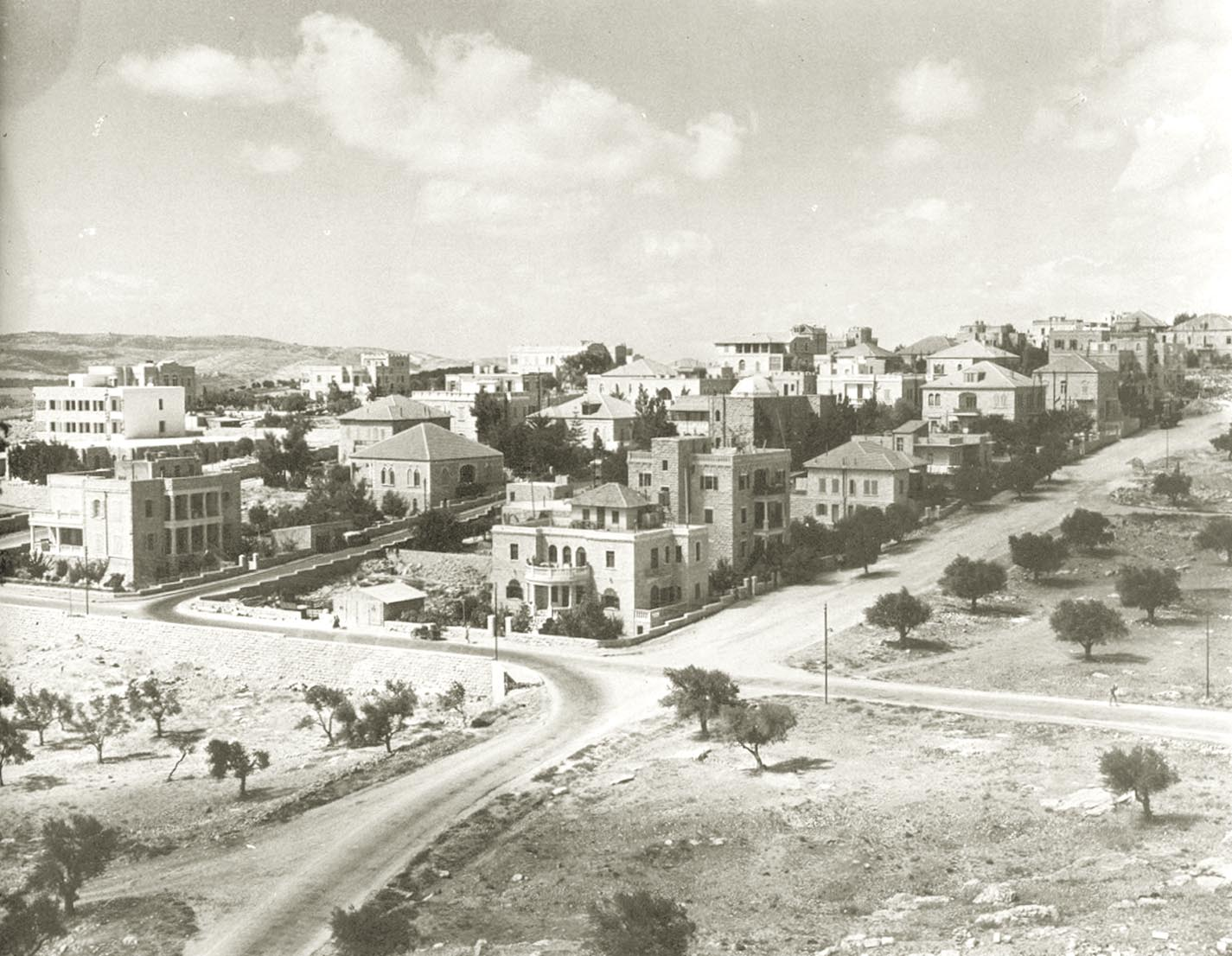Talbieh Jerusalem
