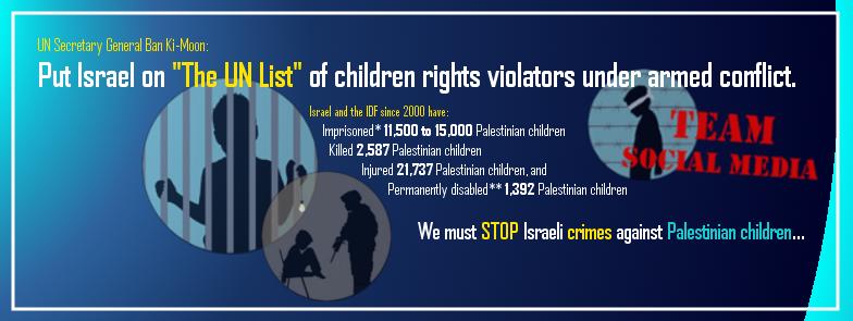 Put Israel on the List