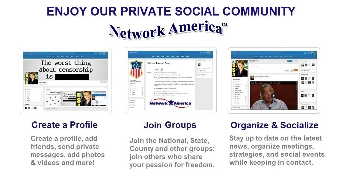 private-social-community