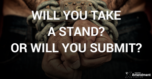will-you-take-a-stand-or-submit